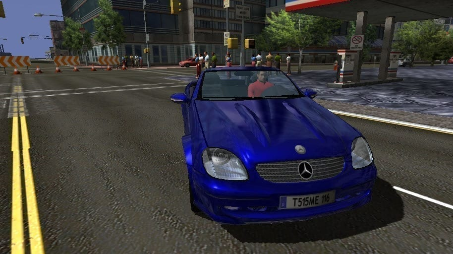 Need For Speed: Porsсhe Unleashed та Mercedes-Benz World Racing